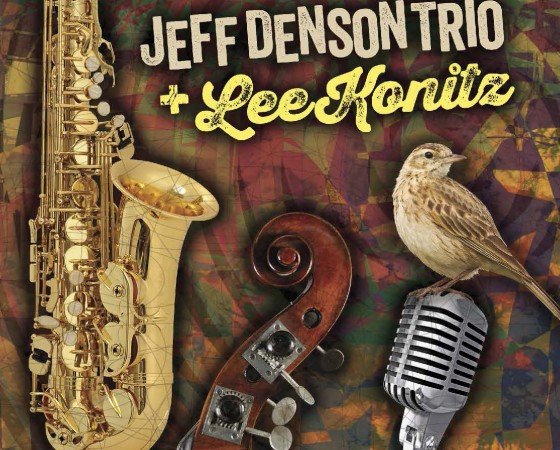 Jeff Denson Trio + Lee